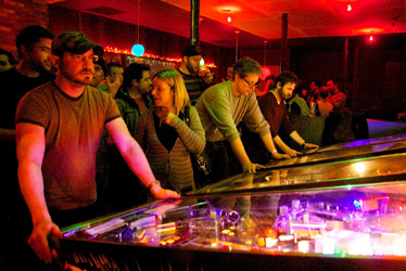 2_Pinball at Satellite Lounge