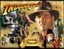 Indiana Jones Backglass