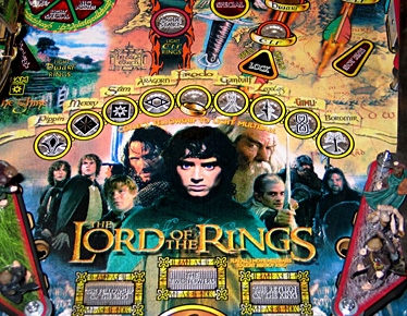 The Lord of the Rings Detail 2