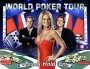 World Poker Tour Backglass