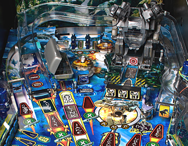 Avatar Upper Playfield