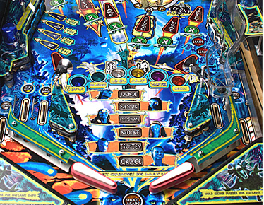 Avatar Lower Playfield
