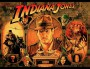Indiana Jones the Pinball Adventure Backglass