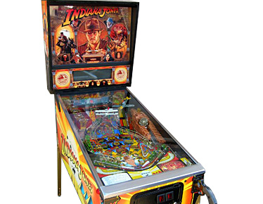 Indiana Jones the Pinball Adventure Full
