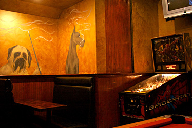 Johnny Mack&#039;s Interior 3