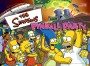 Simpson Pinball Party Backglass