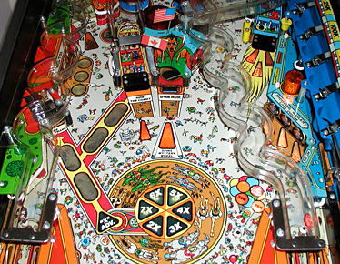 Cyclone Middle Playfield