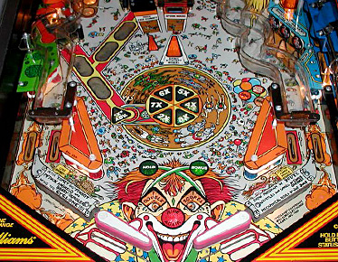 Cyclone Lower Playfield