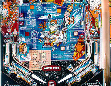 Junk Yard Lower Playfield