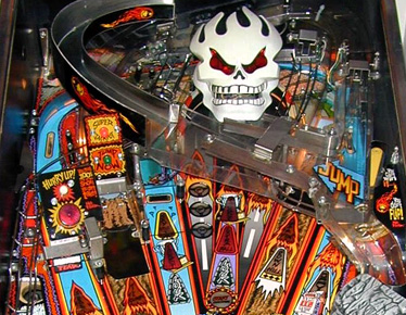 No Fear Upper Playfield