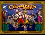 Champion Pub Backglass