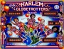 Harlem Globetrotters Backglass