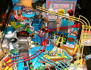 Roller Coaster Tycoon Upper Playfield
