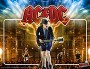ACDC Let There Be Rock LE Backglass