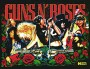 Guns-N-Roses Backglass
