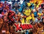X-Men Pro Backglass